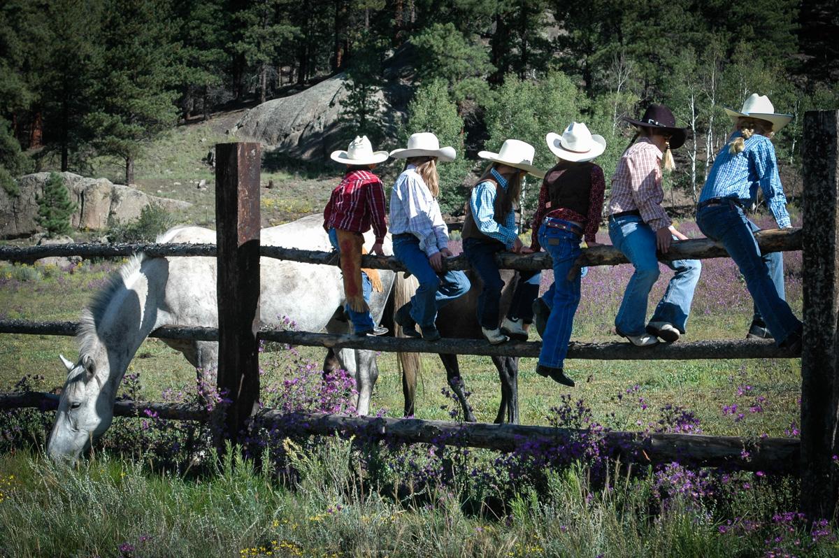 Colorado Dude Ranch Vacation Rainbow Trout Ranch