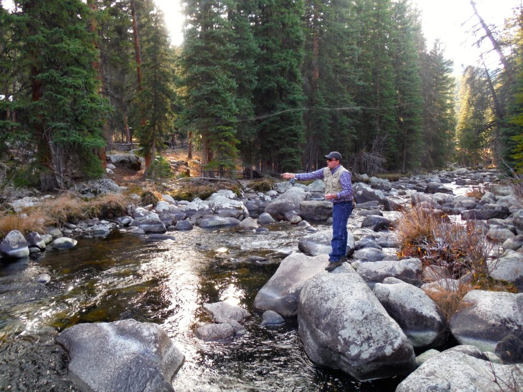 The Hideout Ranch fishing adventures