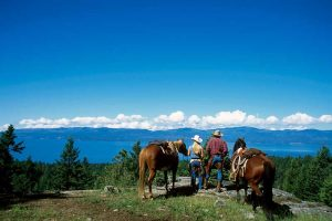 Flathead Lake Lodge Dude Ranches and COVID-19 restrictions