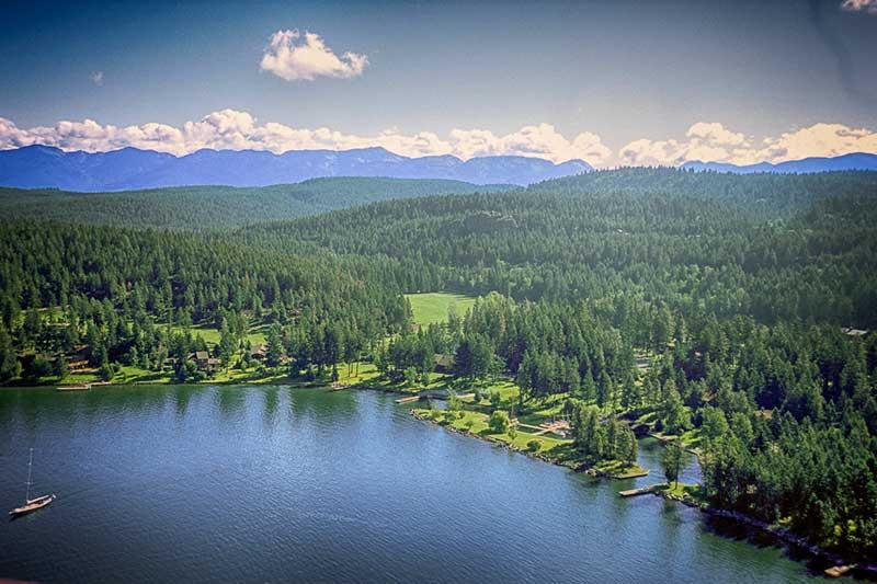 Flathead Lake Lodge