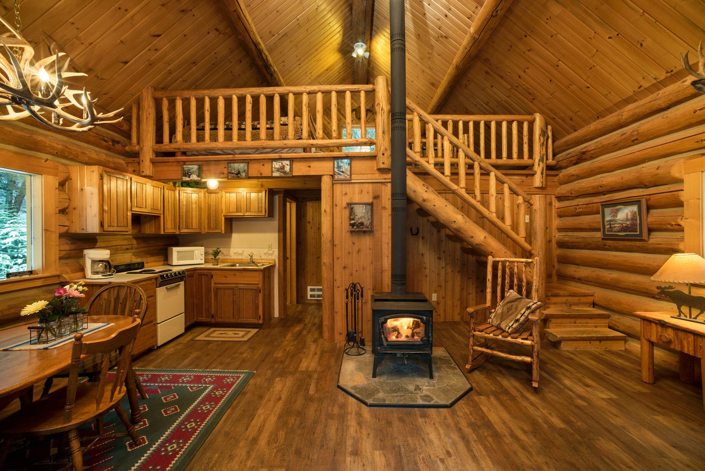 Cabin At Western Pleasure Ranch